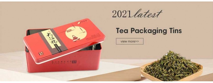 Bester Tee Blechdose Hersteller Teedose Großhändler