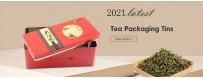 El mejor fabricante de cajas de latas de té mayorista de latas de té