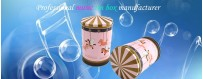 Customize and wholesale Tin Music Boxes Toy