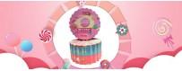 Kek kotak pastri Tin tin Pengilang dari China