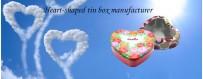 Caja de lata de productos sanitarios de venta al por mayor personalizada