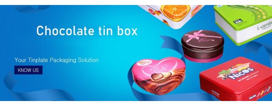 Meilleur fournisseur de boîtes de chocolat en Chine