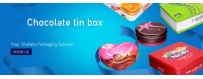 Best Chocolate Tin Box Supplier in China