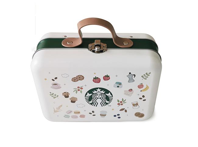 Christmas  lunch tin box