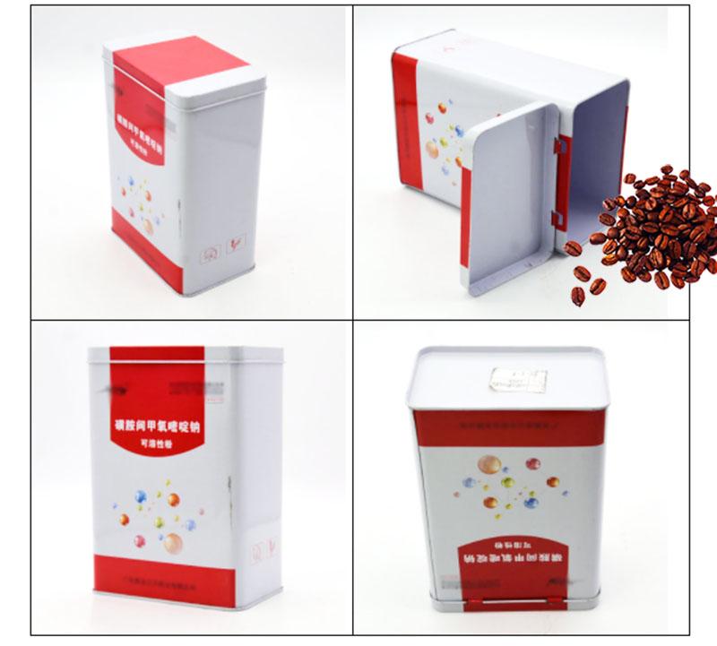 where to custom gift coffee tin