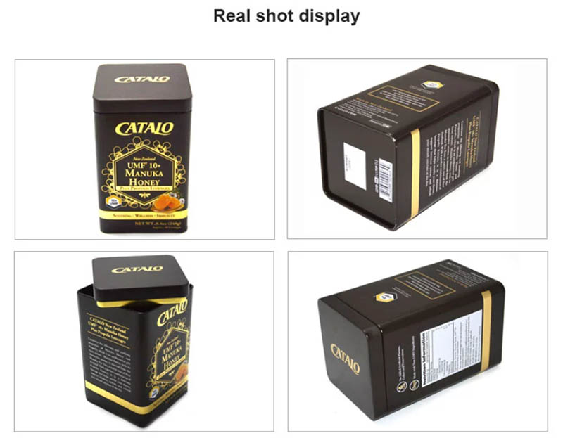 gift nescafe cold coffee tin price manufacturer in China