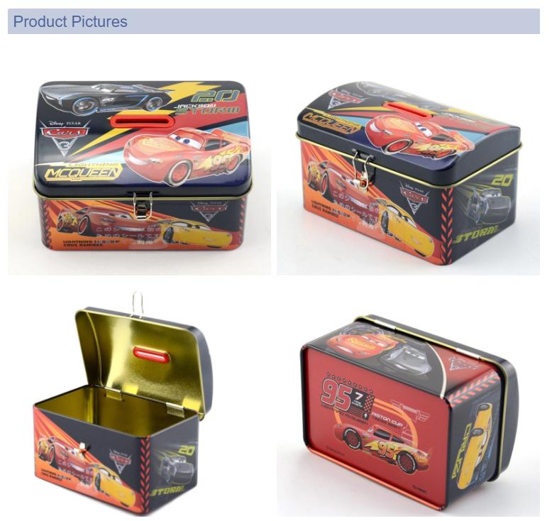 Wholesale electronic toy tin box