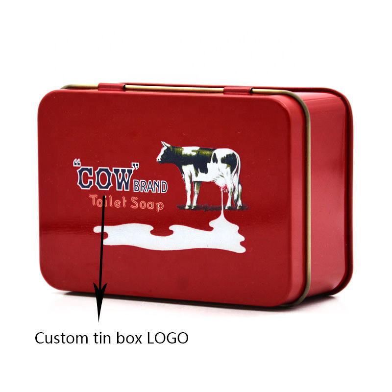 Custom gift toffee tin box
