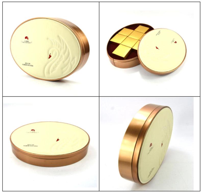Großhändler für ovale Keksdosen