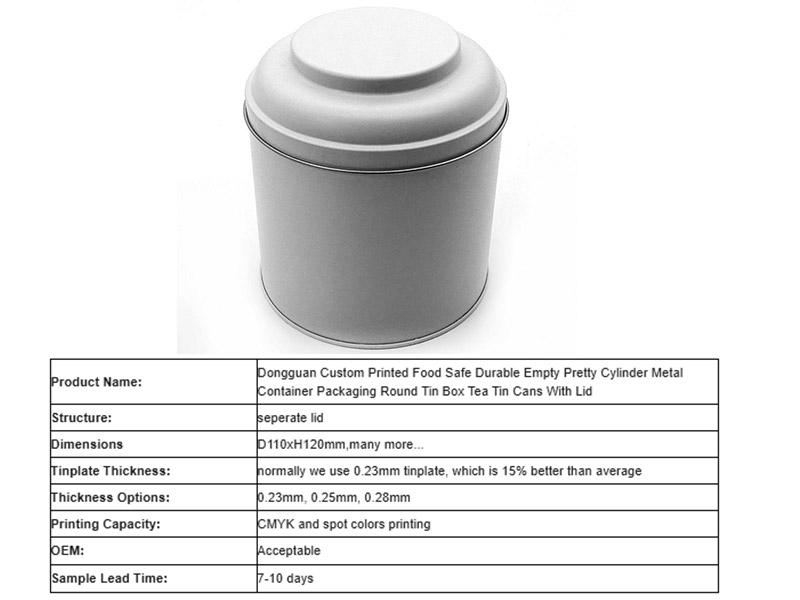 where to purchase gift tea tin box