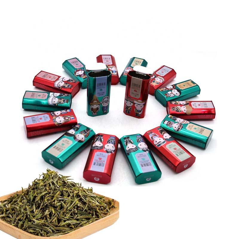 Wholesale Irregular Shape Tea Tin Can Set
