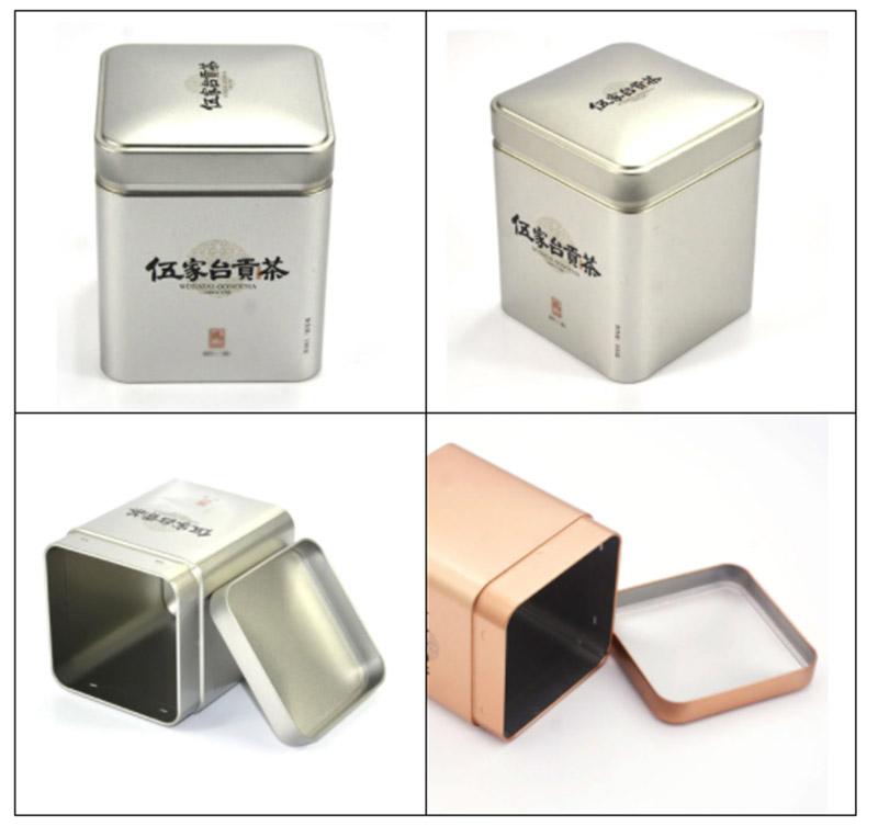 where to custom gift vintage tea tins