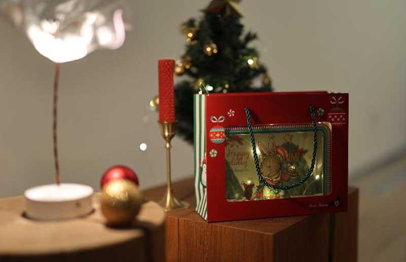Christmas gift candy box set