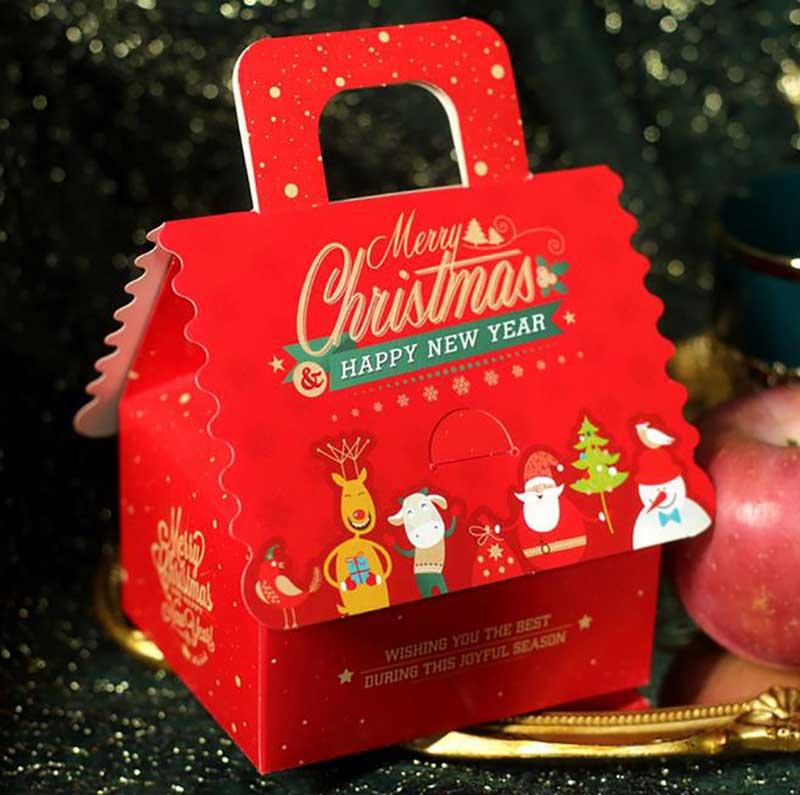 Christmas gift candy box