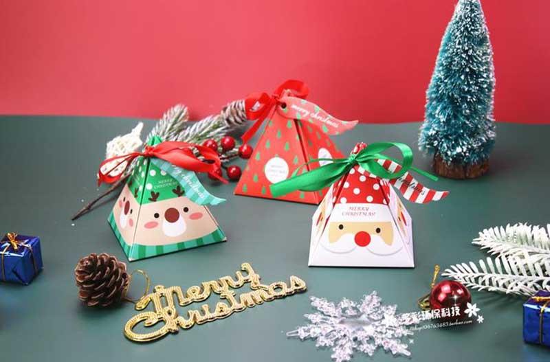 Chocolate Christmas Gift Box