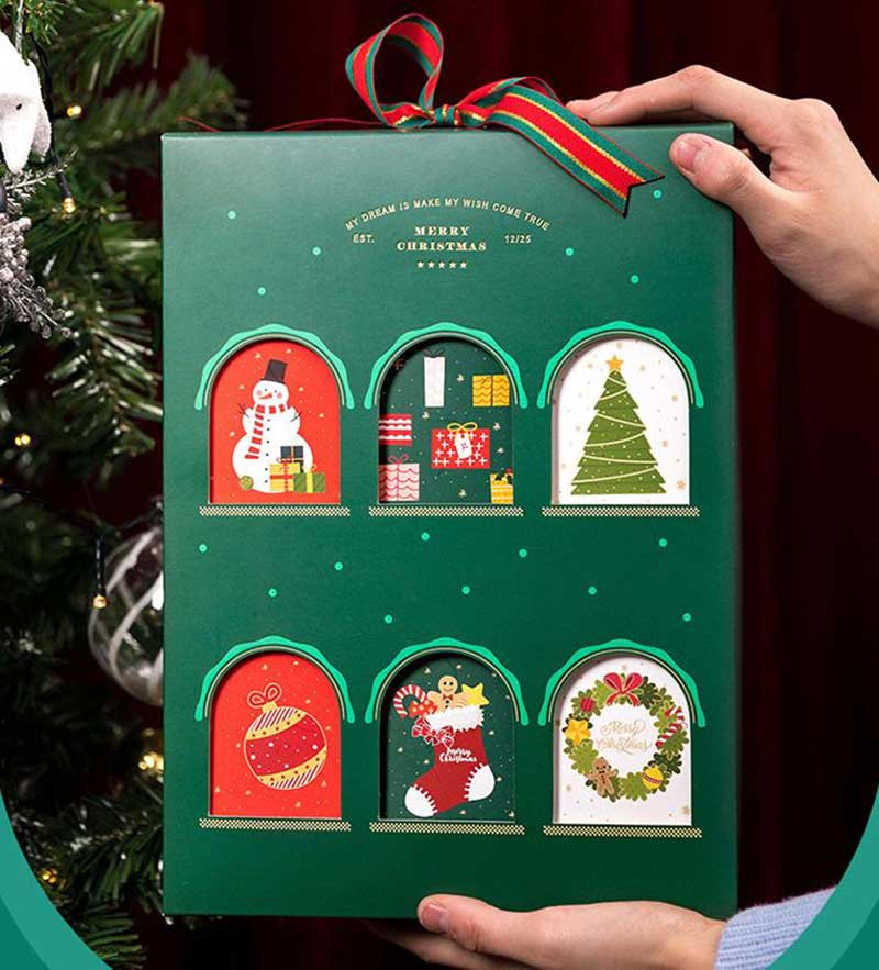 Christmas gift box set