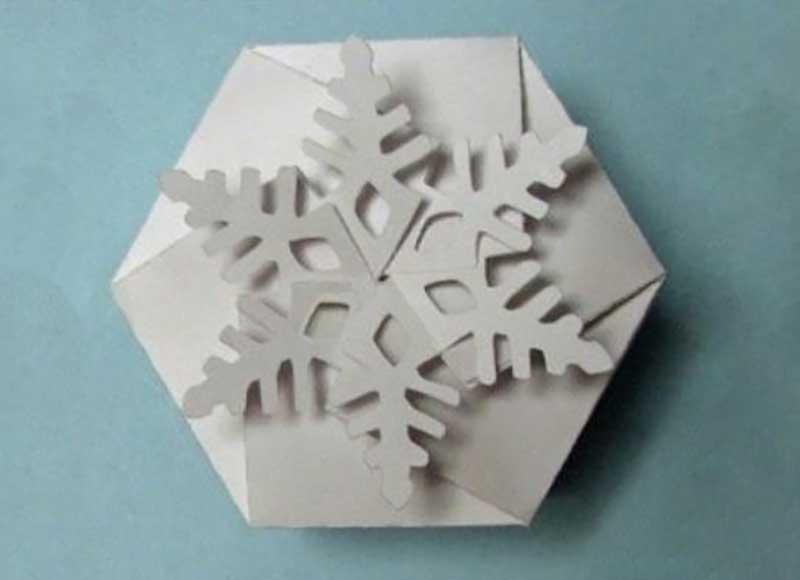 Christmas gift box packaging