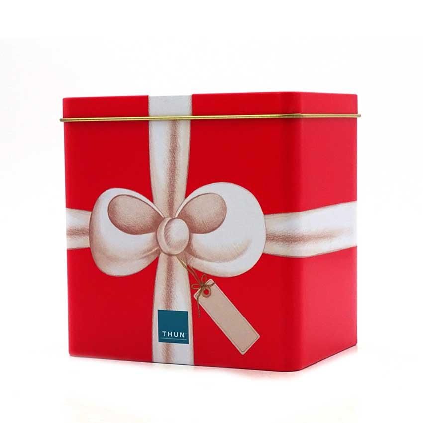 Customized medical packaging metal box