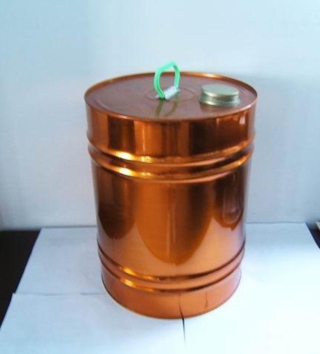 Tin barrel printing