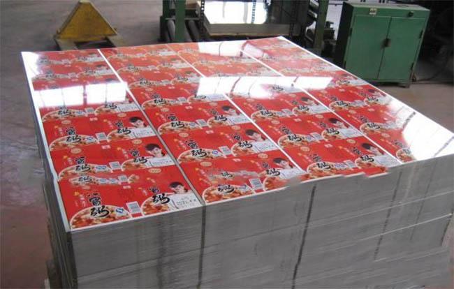 Tin box tin printing factory