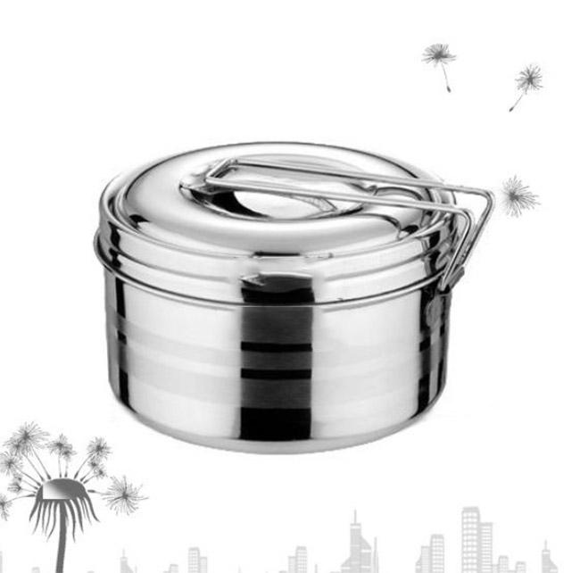 Custom stainless steel tin box