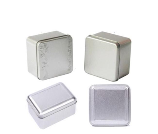 Custom tinplate box