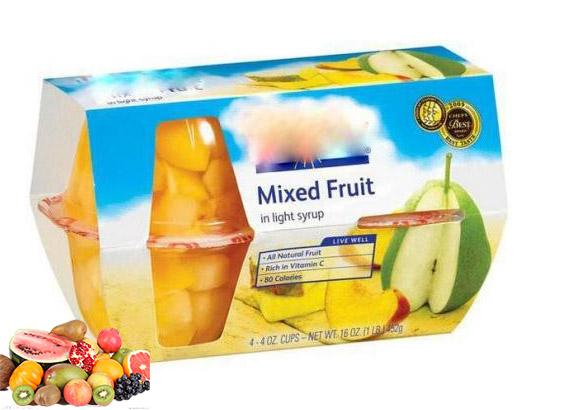Fruit food packaging box