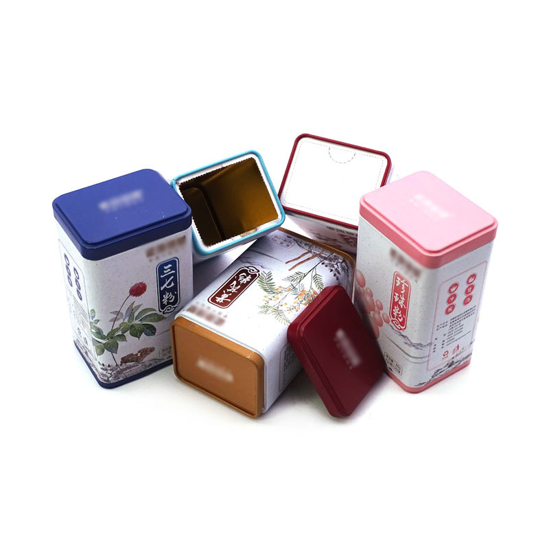 Health Products Tin Box Factory