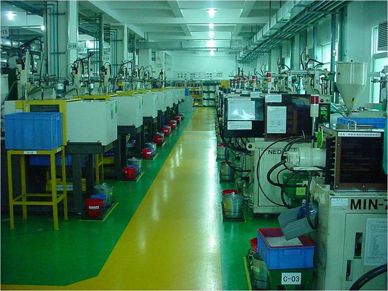 Tin box factory automatic production line