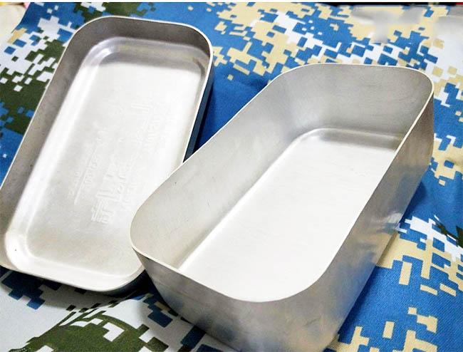 Wholesale aluminum lunch tin box