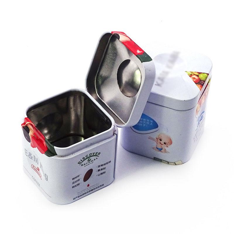 Tinplate fruit tin