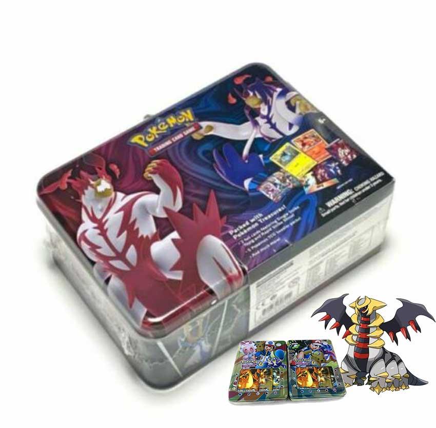 Promotional Pokemon Tin Box 2021