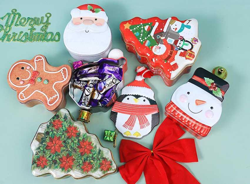 Christmas promotional gift box
