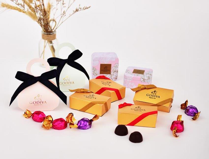 Food packaging gift box