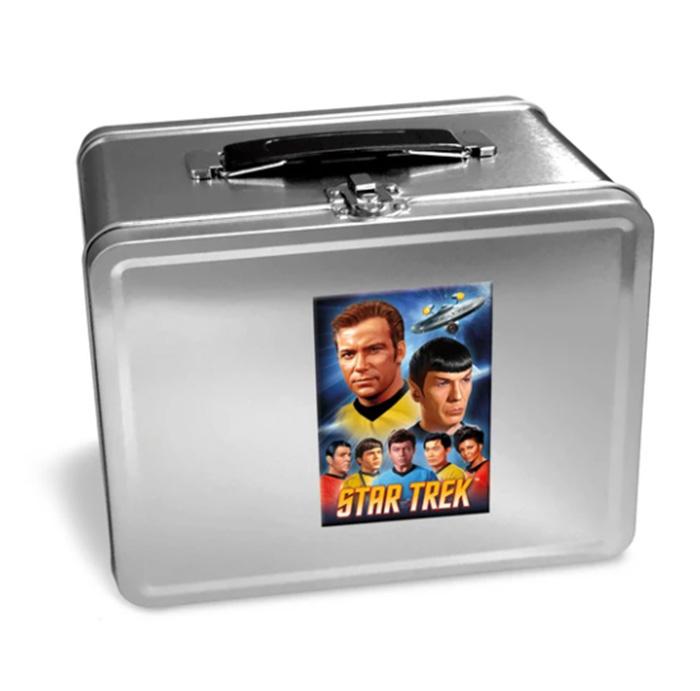 Custom lunch box-Star Trek