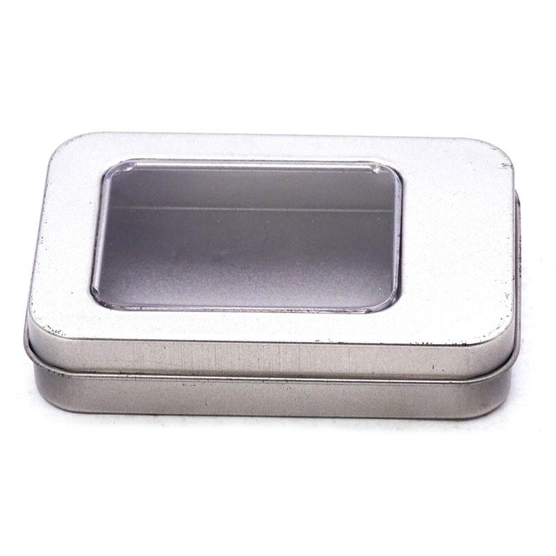 Printed metal box