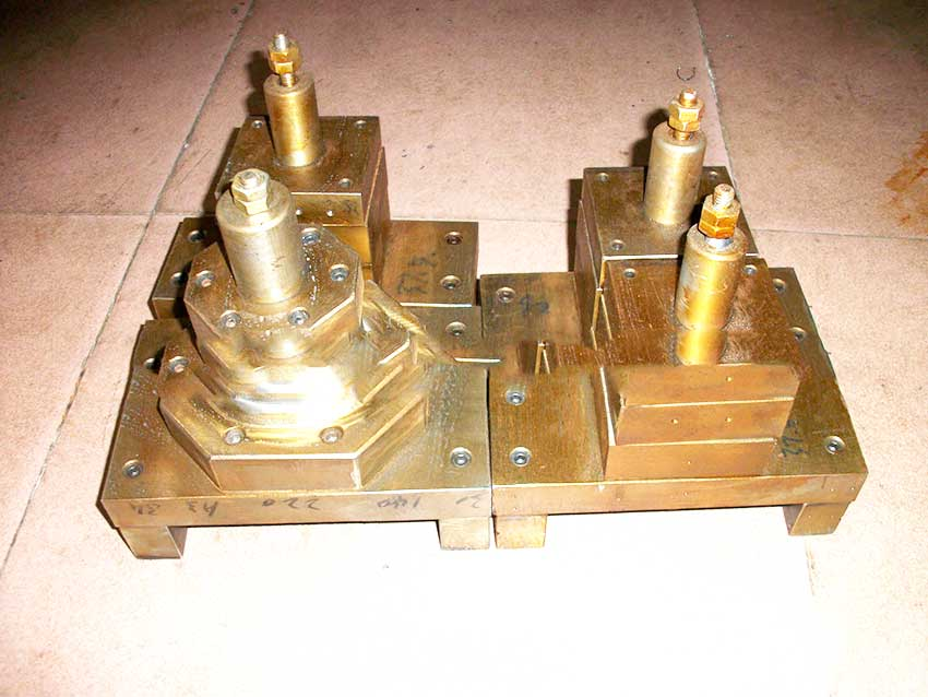 Tin box mould