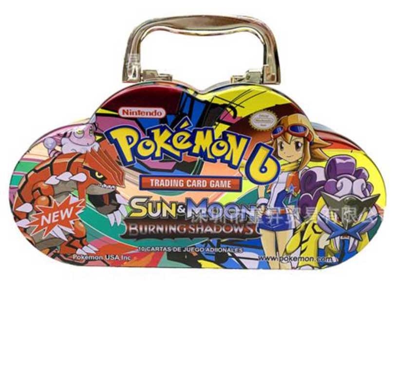 Creative Pokemon Bento Tin Box