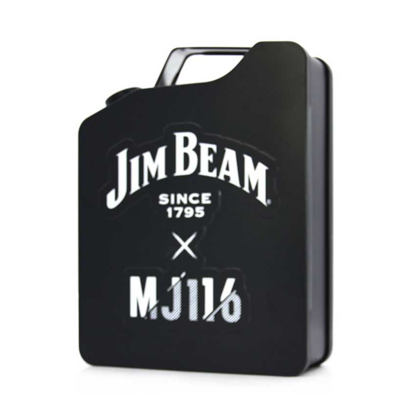 Custom tin box container
