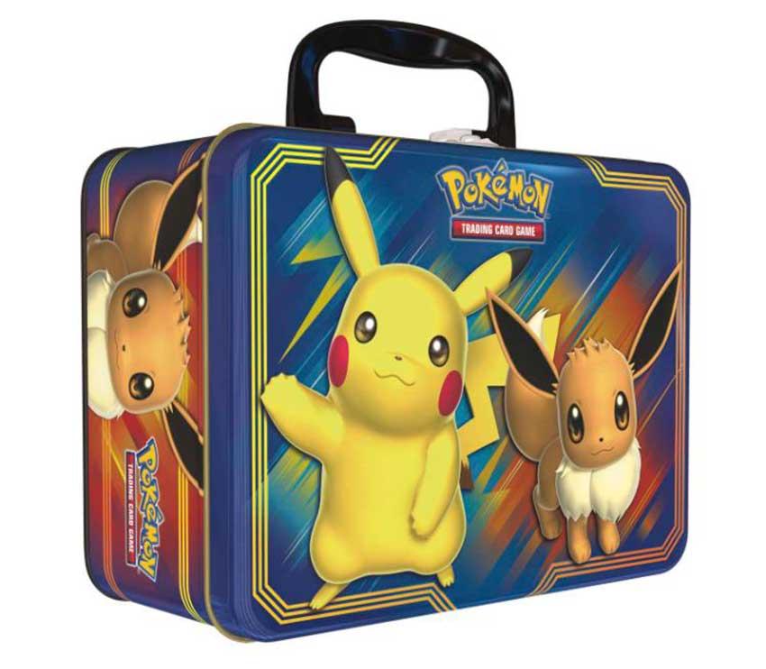 Promotional Pokemon Bento Tin Box