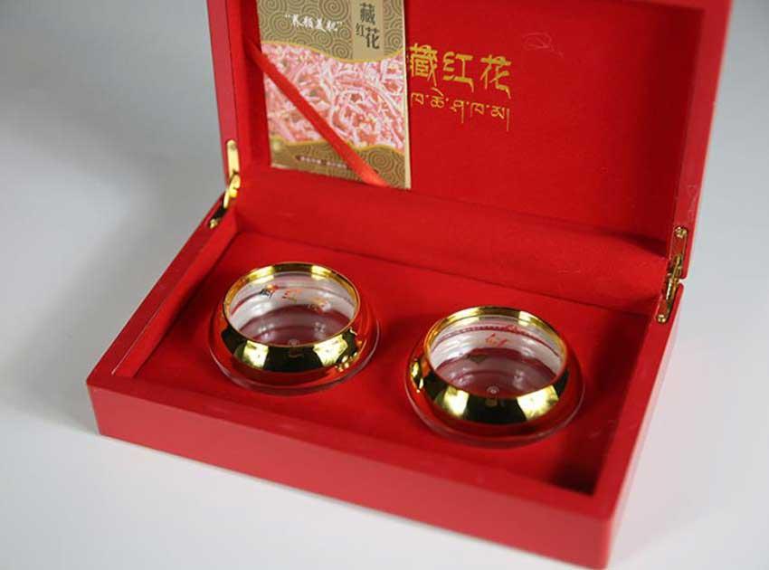 Saffron box set