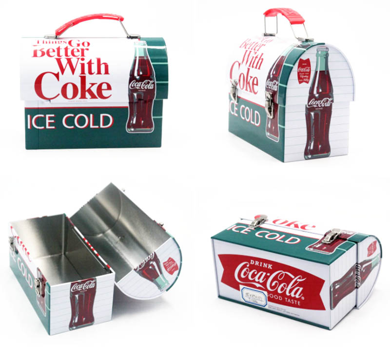Coca Cola storage box supplier