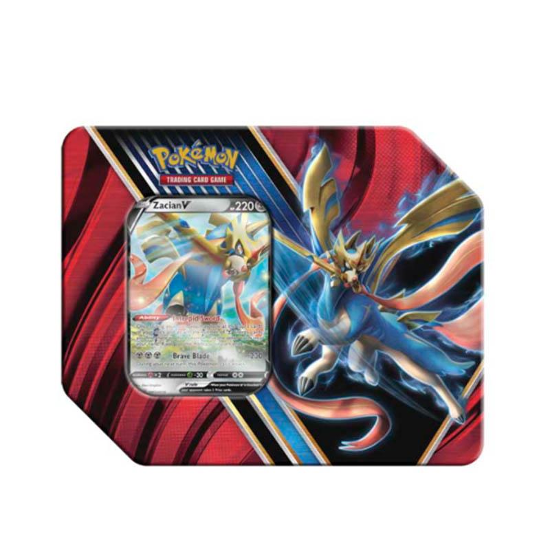 Irregular Pokemon Tin Box