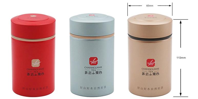 Kotak tin teh