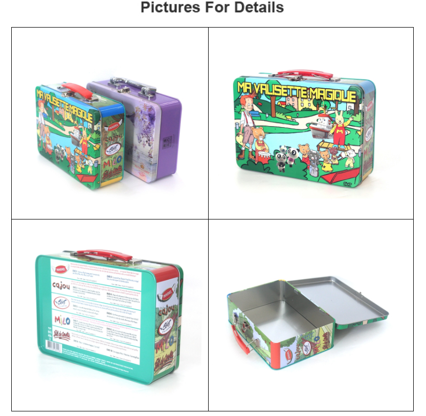 Where to buy custom lunch tin boxes