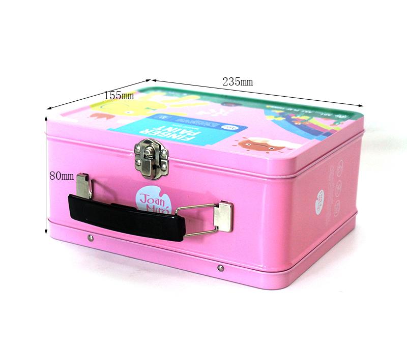 Where to buy a pink bento tin box