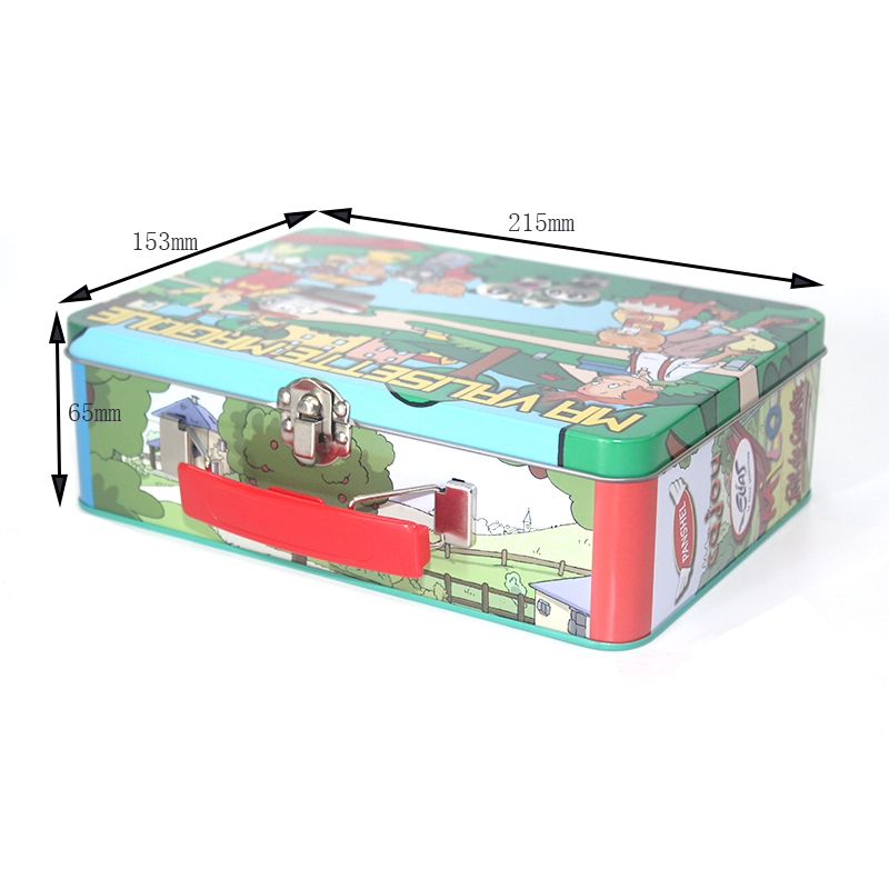 Where to buy printed lunch tin boxes