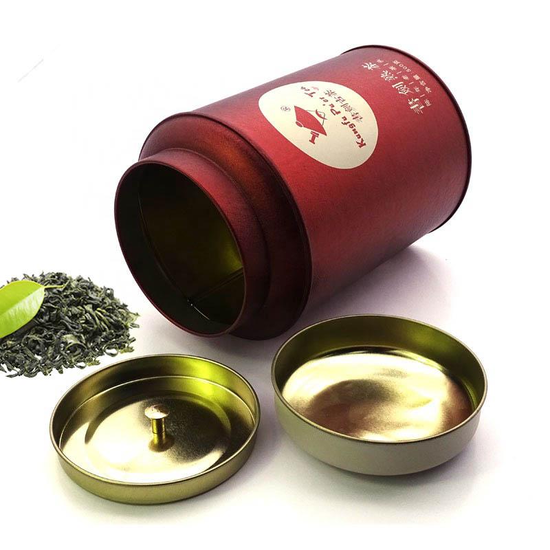 Оптовик круглые банки зеленого чая