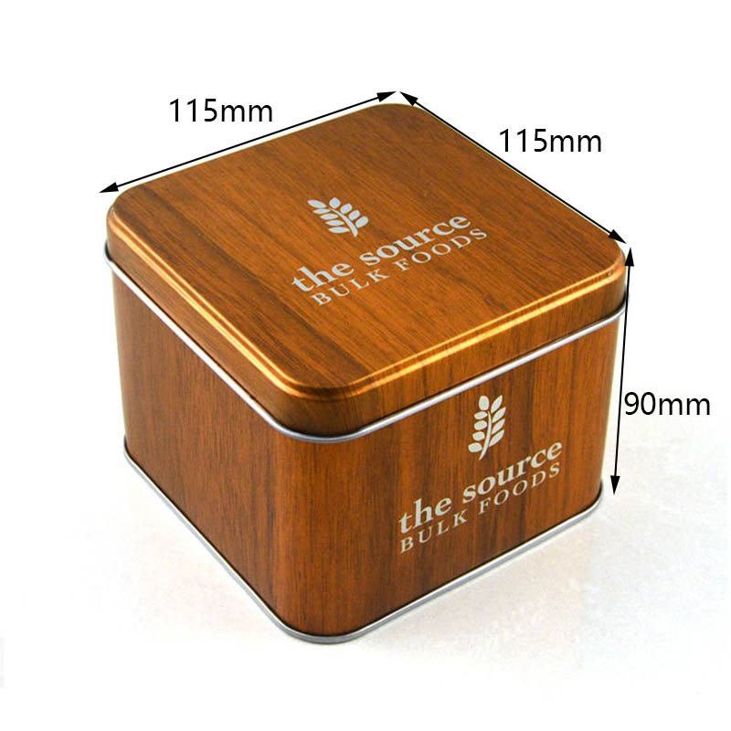 Оптовые квадратные металлические коробки