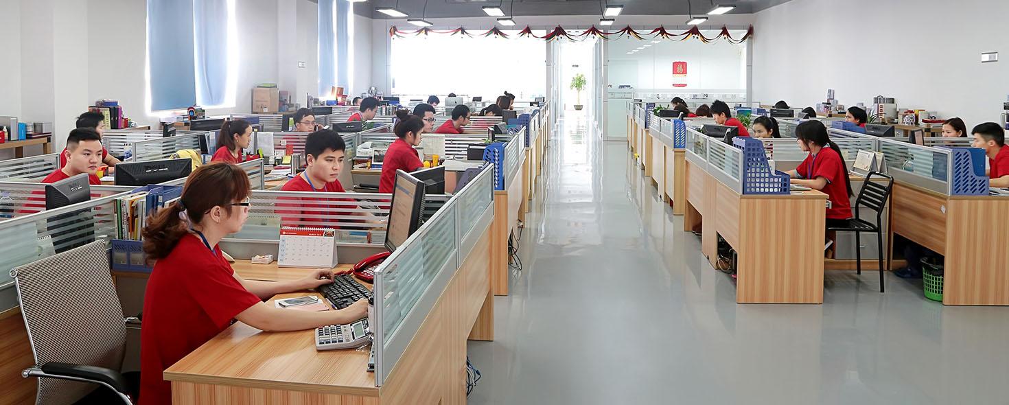 Bureau de l'usine de boîtes en fer blanc